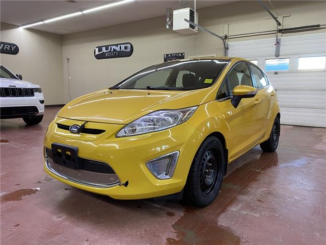 2011 Ford Fiesta SES (Stk: N20-82B) in Nipawin - Image 1 of 17