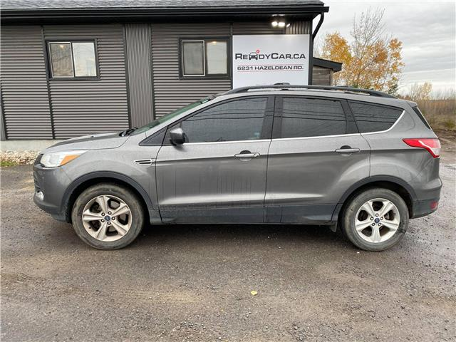 2013 Ford Escape SE (Stk: 1073a - rc) in Stittsville - Image 1 of 12