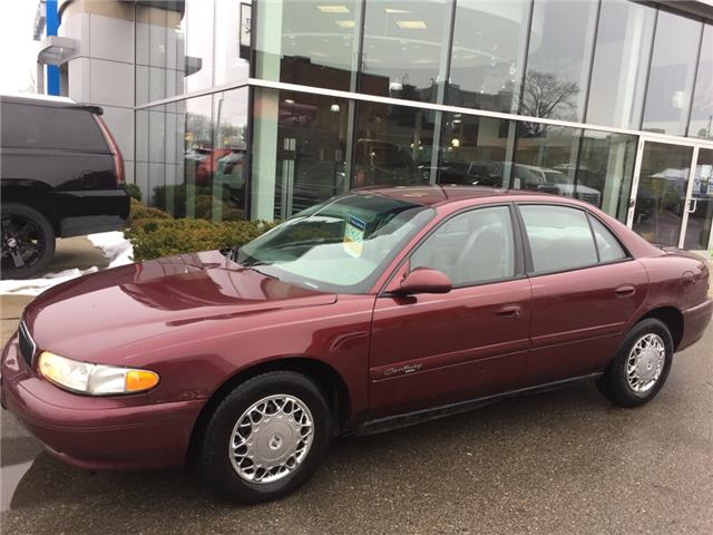 Used 2002 Buick Century Custom  - London - Finch Chevrolet