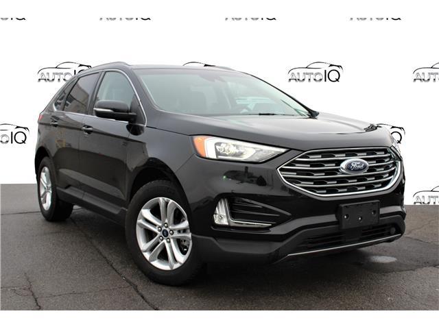 2020 Ford Edge SEL Black