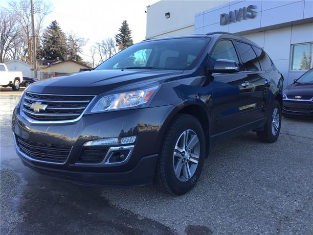 2017 Chevrolet Traverse 2LT (Stk: 180708) in Brooks - Image 1 of 22