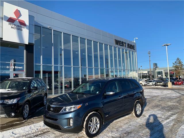 2014 Kia Sorento LX Premium (Stk: BM4100) in Edmonton - Image 1 of 25