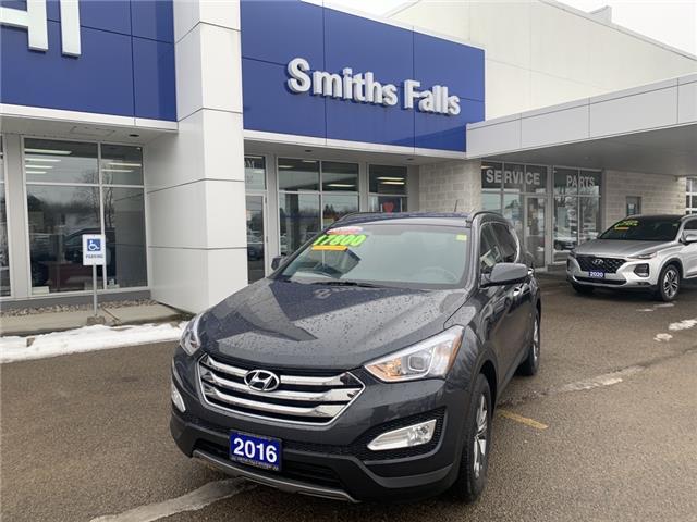 2016 Hyundai Santa Fe Sport 2.4 Premium (Stk: P32281) in Smiths Falls - Image 1 of 8