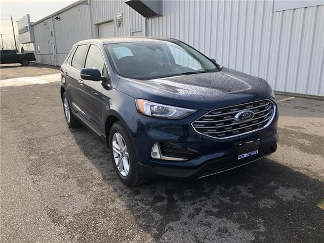 2020 Ford Edge SEL (Stk: LBB48626) in Wallaceburg - Image 1 of 15