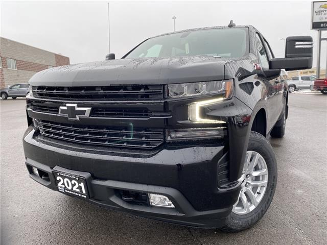 2021 Chevrolet Silverado 1500 RST (Stk: 00059) in Carleton Place - Image 1 of 12