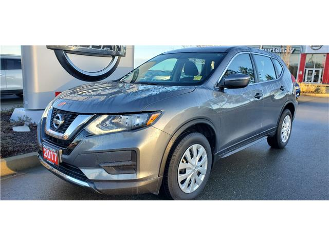 2017 Nissan Rogue S (Stk: R2037A) in Courtenay - Image 1 of 9