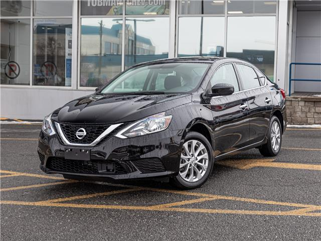 2019 Nissan Sentra 1.8 SV (Stk: 200247AA) in Ottawa - Image 1 of 17