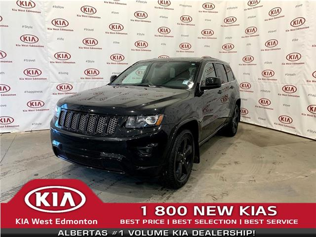 2015 Jeep Grand Cherokee Limited (Stk: 22708A) in Edmonton - Image 1 of 30