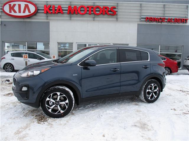2021 Kia Sportage LX (Stk: 41052) in Prince Albert - Image 1 of 20