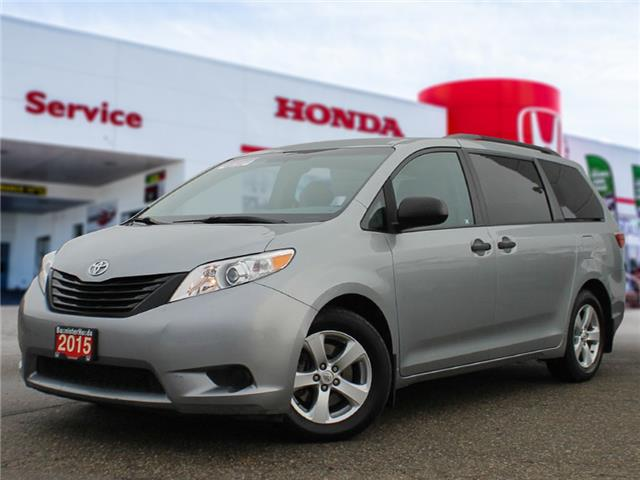 2015 Toyota Sienna 7 Passenger (Stk: 19-309A) in Vernon - Image 1 of 19