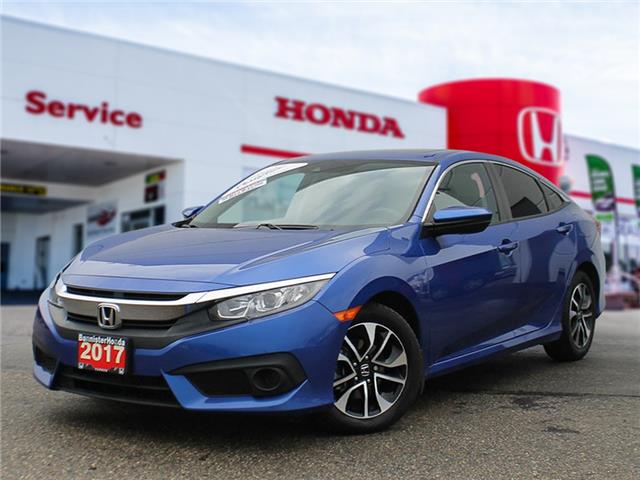 2017 Honda Civic EX (Stk: L21-001) in Vernon - Image 1 of 19