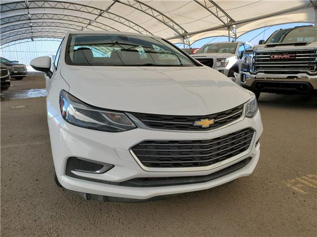2017 Chevrolet Cruze Premier Auto 3G1BF5SM9HS502975 157257 in AIRDRIE