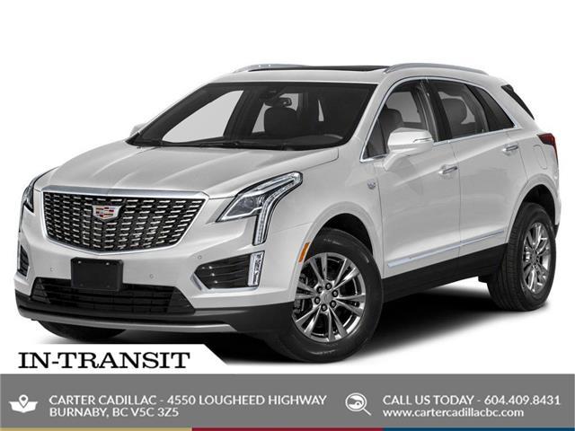 2021 Cadillac XT5 Premium Luxury (Stk: C1-87850) in Burnaby - Image 1 of 9