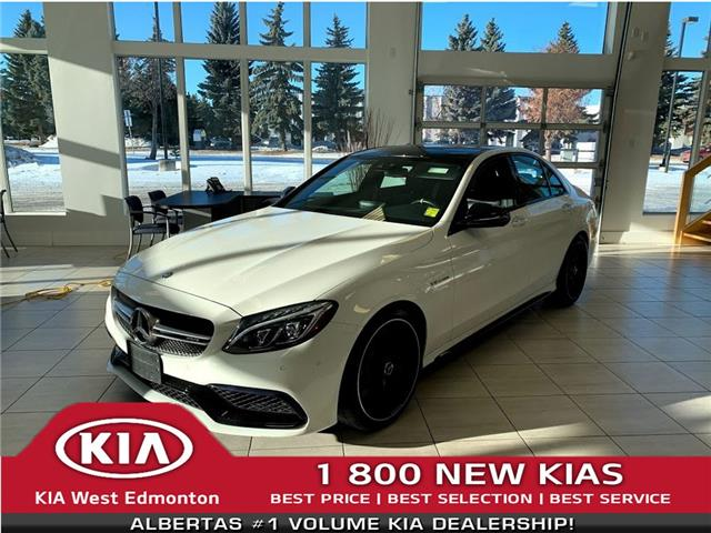 2016 Mercedes-Benz AMG C S (Stk: BM3839) in Edmonton - Image 1 of 21