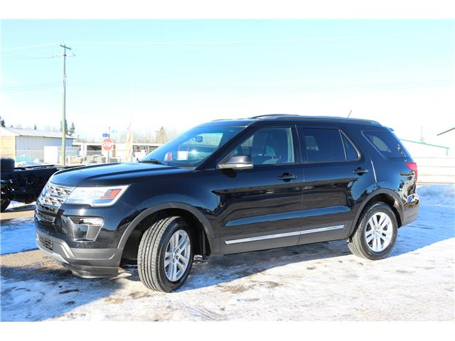 2018 Ford Explorer XLT (Stk: KT075A) in Rocky Mountain House - Image 1 of 30