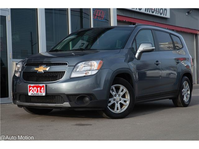 2014 Chevrolet Orlando  (Stk: 2103) in Chatham - Image 1 of 22