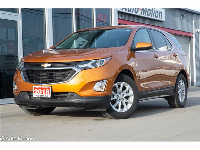 2018 Chevrolet Equinox LT (Stk: 2125) in Chatham - Image 1 of 25
