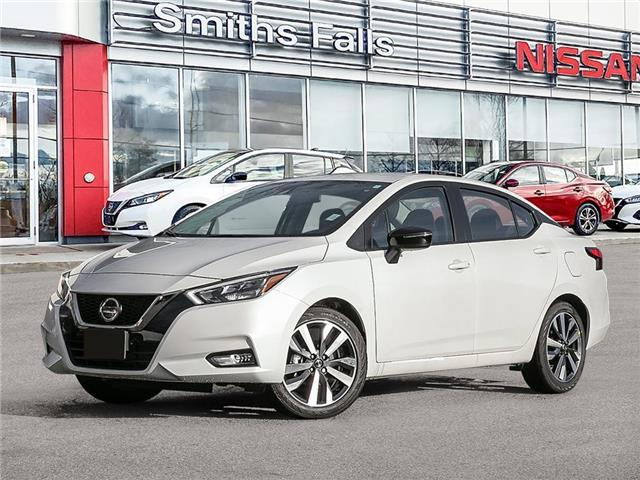 2021 Nissan Versa SR (Stk: 21-025) in Smiths Falls - Image 1 of 23