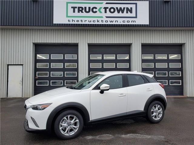 2017 Mazda CX-3 GS (Stk: T0099) in Smiths Falls - Image 1 of 23