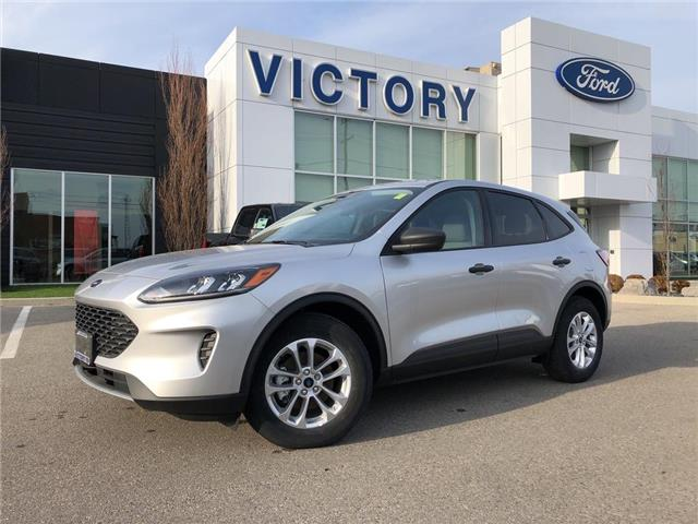 2020 Ford Escape S (Stk: VEP19523) in Chatham - Image 1 of 15
