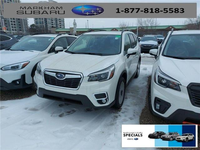 2021 Subaru Forester Limited (Stk: M-9925) in Markham - Image 1 of 2