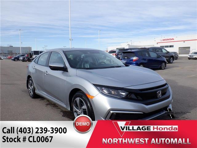 2021 Honda Civic LX (Stk: CL0067) in Calgary - Image 1 of 3