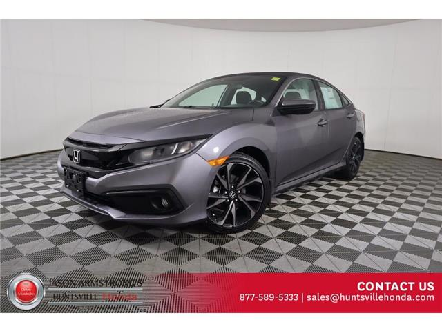 2021 Honda Civic Sport (Stk: 221099) in Huntsville - Image 1 of 29