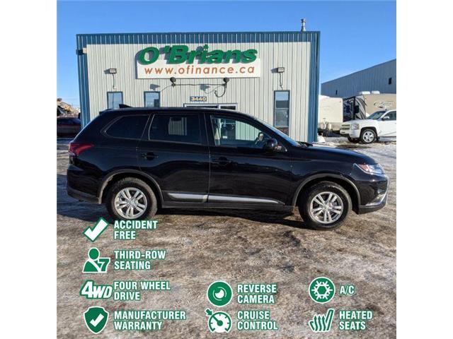 2020 Mitsubishi Outlander ES (Stk: 14107A) in Saskatoon - Image 1 of 22