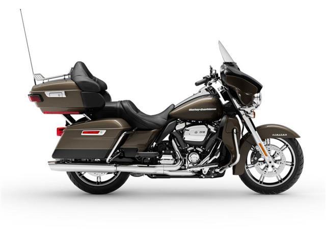 2021 Harley-Davidson FLHTK - Ultra Limited  (Stk: 2021FLHTK1408) in Yorkton - Image 1 of 1