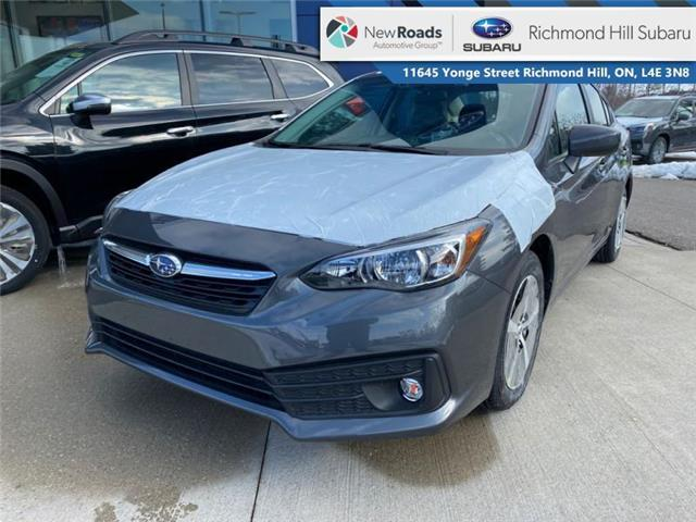 2021 Subaru Impreza Touring 4-door Auto (Stk: 35610) in RICHMOND HILL - Image 1 of 8