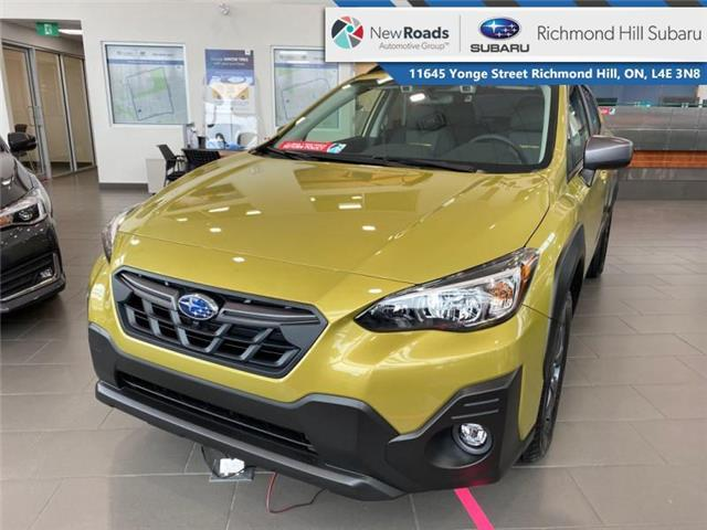 2021 Subaru Crosstrek Outdoor w/Eyesight (Stk: 35666) in RICHMOND HILL - Image 1 of 22