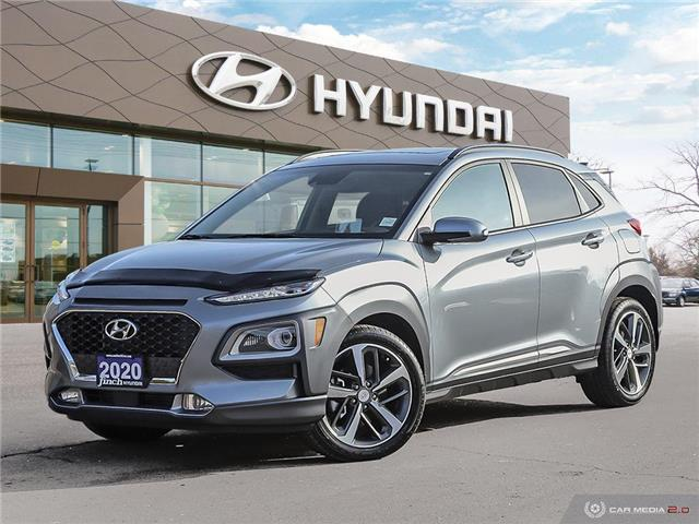 2020 Hyundai Kona 1.6T Ultimate (Stk: 98489) in London - Image 1 of 26