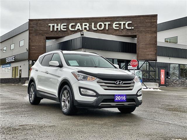 2016 Hyundai Santa Fe Sport 2.4 Base (Stk: 20650-1) in Sudbury - Image 1 of 23