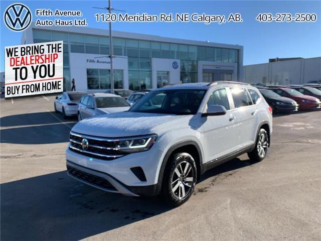 2021 Volkswagen Atlas 3.6 FSI Comfortline (Stk: 21109) in Calgary - Image 1 of 30