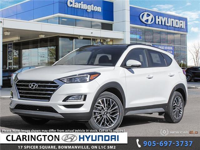 2021 Hyundai Tucson Luxury (Stk: 20927) in Clarington - Image 1 of 24