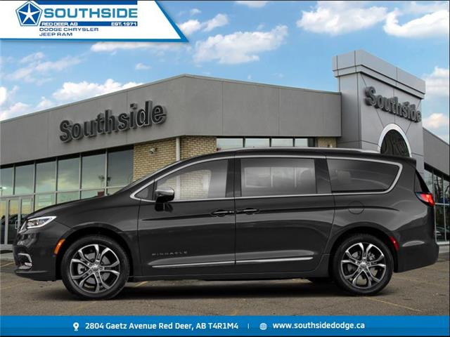 2021 Chrysler Pacifica Touring L (Stk: PA2103) in Red Deer - Image 1 of 1