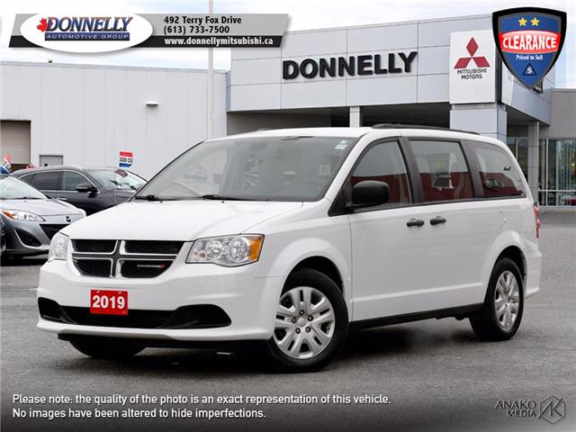 2019 Dodge Grand Caravan CVP/SXT (Stk: MU1073) in Kanata - Image 1 of 24