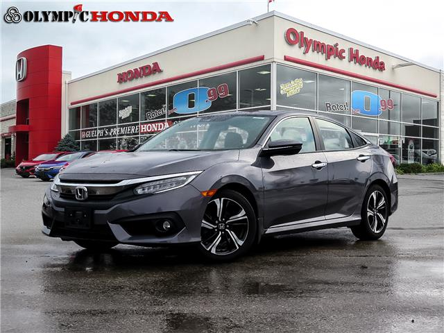 2018 Honda Civic Touring (Stk: U2266) in Guelph - Image 1 of 26