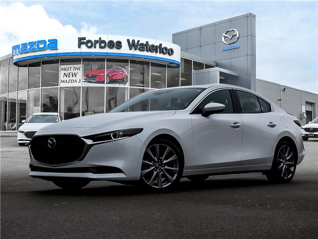 2019 Mazda Mazda3  (Stk: W2481) in Waterloo - Image 1 of 25