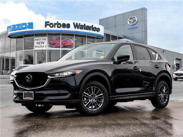 2021 Mazda CX-5 GS (Stk: M7124) in Waterloo - Image 1 of 15