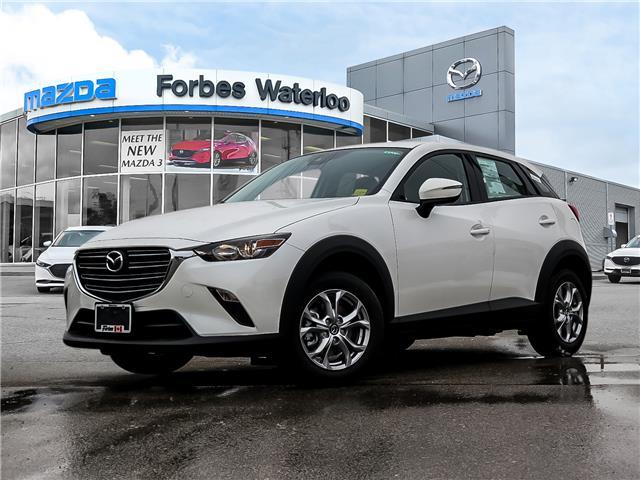 2021 Mazda CX-3 GS (Stk: G7128) in Waterloo - Image 1 of 14