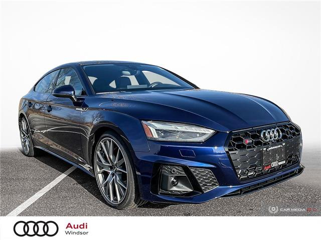 2021 Audi S5 3.0T Technik (Stk: 21061) in Windsor - Image 1 of 30