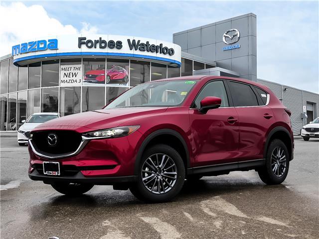 2021 Mazda CX-5  (Stk: M7179) in Waterloo - Image 1 of 14