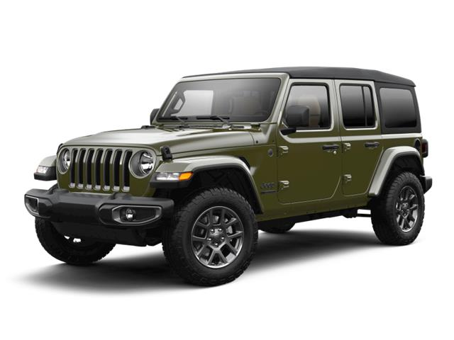2021 Jeep Wrangler Unlimited Sport (Stk: M037) in Renfrew - Image 1 of 1