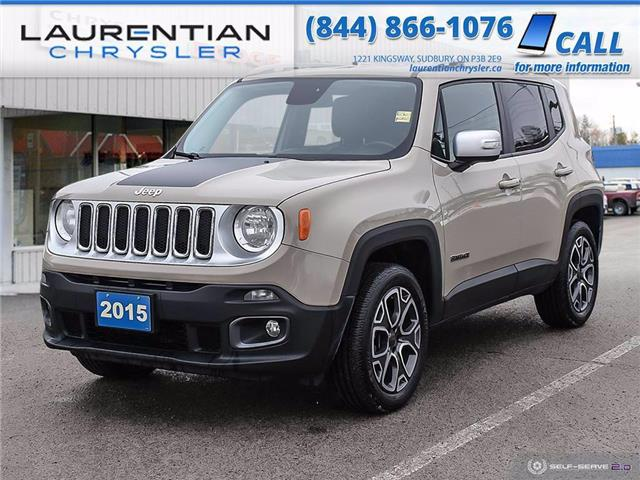 2015 Jeep Renegade Limited (Stk: P0189) in Greater Sudbury - Image 1 of 28