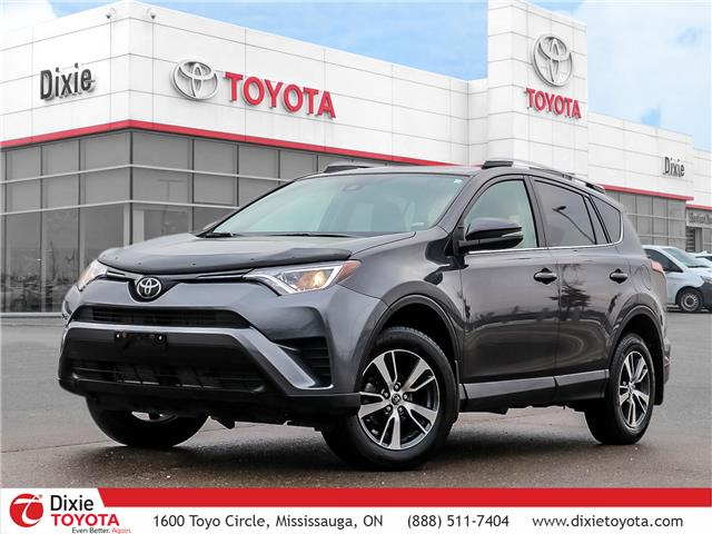 2018 Toyota RAV4 LE (Stk: D210403A) in Mississauga - Image 1 of 26