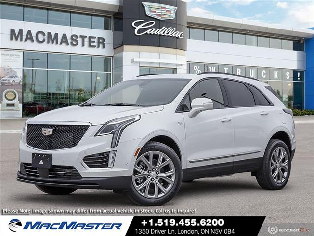 2021 Cadillac XT5 Sport (Stk: 210294) in London - Image 1 of 23