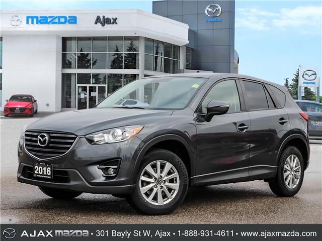 2016 Mazda CX-5 GS (Stk: P5688) in Ajax - Image 1 of 27