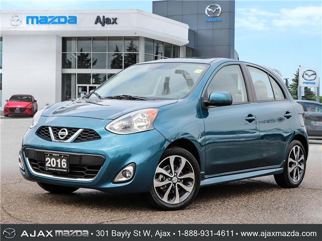 2016 Nissan Micra  (Stk: P5658B) in Ajax - Image 1 of 26