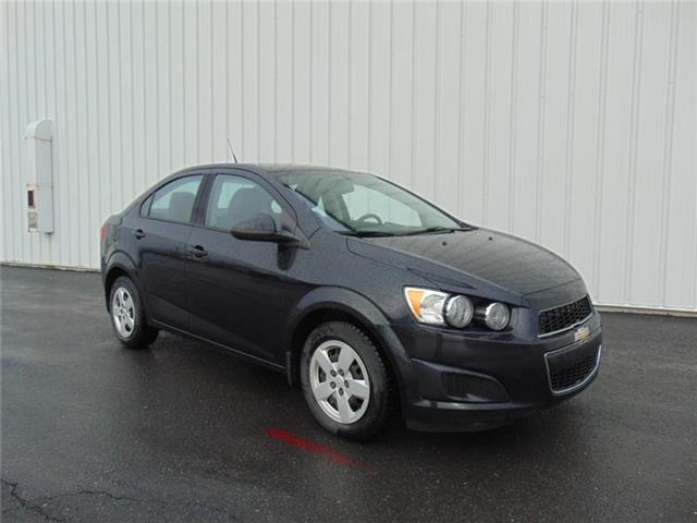 2014 Chevrolet Sonic LS Auto (Stk: CW45001) in St. Johns - Image 1 of 19